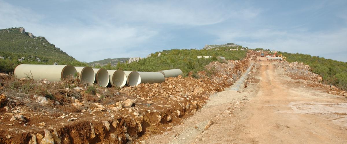 Costruzione di nuovi impianti idroelettrici